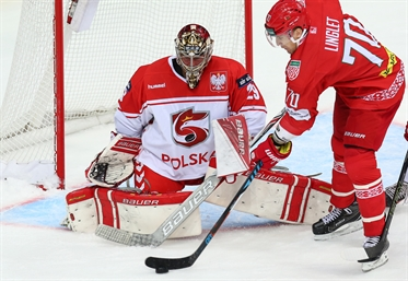 Belarus cruises past Poland